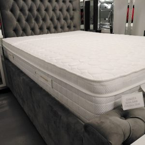 Clayton Memory pocket sprung mattress