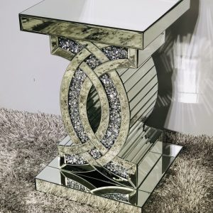 Diamond crush Side table CC