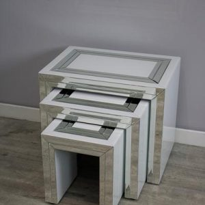 Bianco Nested Tables