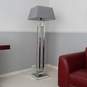 Diamond crush Mocka Lamp