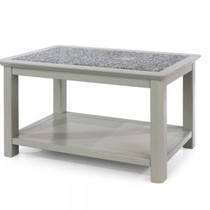 Perth Coffee table - Stone top