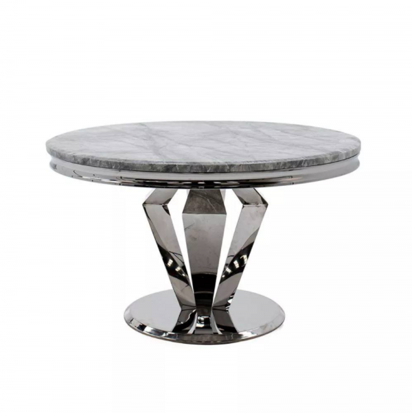 Winsor Round Marble Table